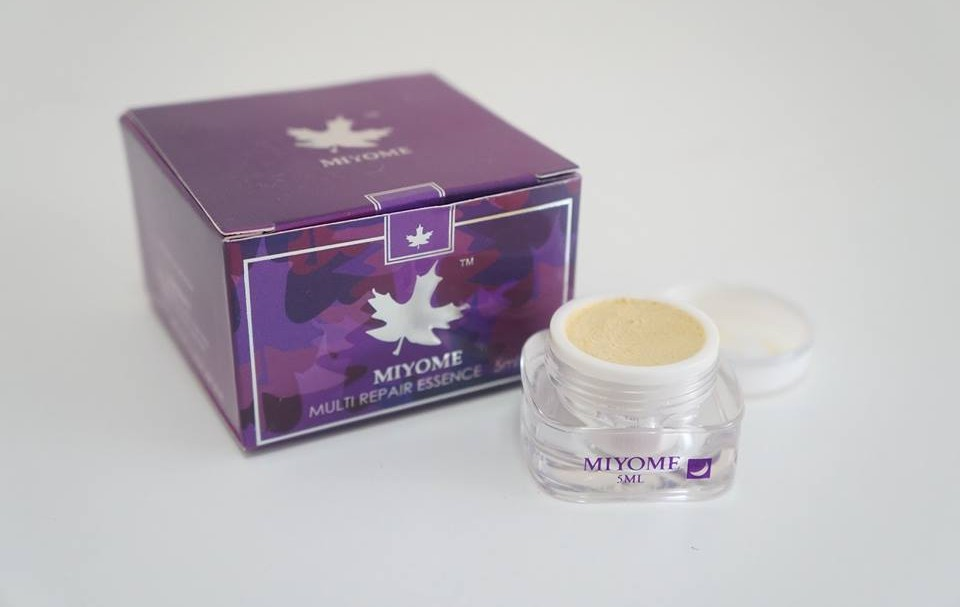 Miyome Multi Repair Essence 多功能晚霜
